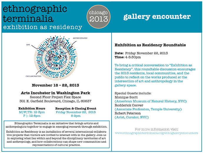 ET 2013 Roundtable (Ethnographic Terminalia 2013) Web