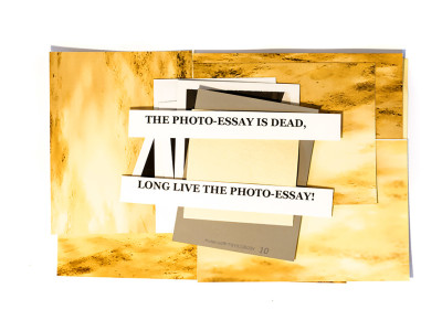 Workshop: The Photo-Essay is Dead, Long Live the Photo-Essay!